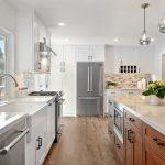 Industrial Cottage Kitchen