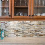 Tile Accent Backsplash